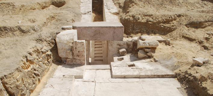 Φωτογραφία: Ministry of Antiquities