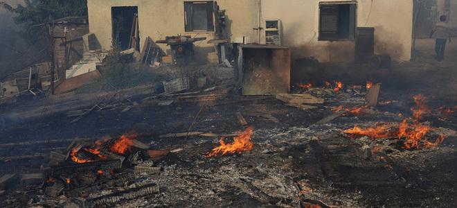 Υψηλός κίνδυνος πυρκαγιάς την Παρασκευή: Ποιες περιοχές βρίσκονται στο κόκκινο