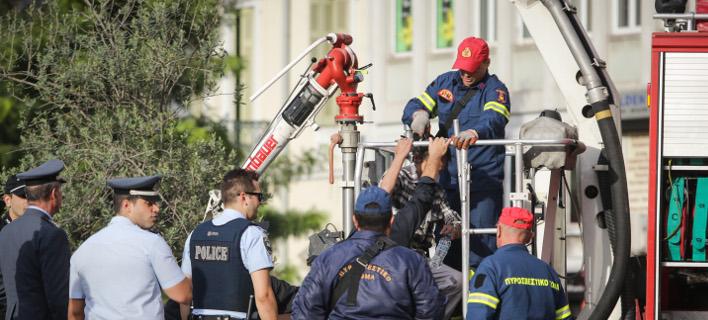 Πυροσβεστική/Φωτογραφία: Eurokinissi