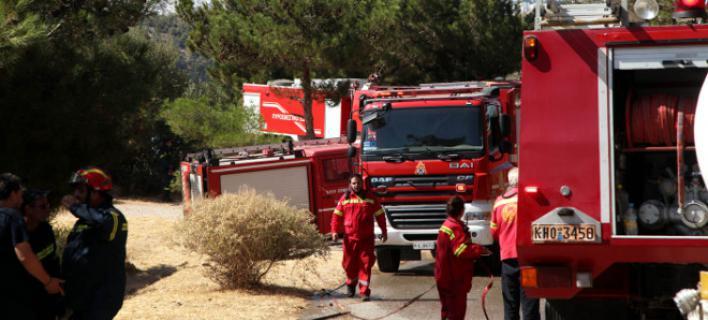 Φωτιές στην Αλβανία: Επτά πυροσβεστικά οχήματα στέλνει η Ελλάδα
