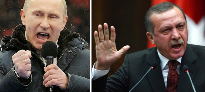 Τσάρος εναντίον Σουλτάνου: Ο στρατός του Πούτιν κόντρα στο στρατό του Ερντογάν -Μάχη σε απόλυτους αριθμούς [πίνακες]