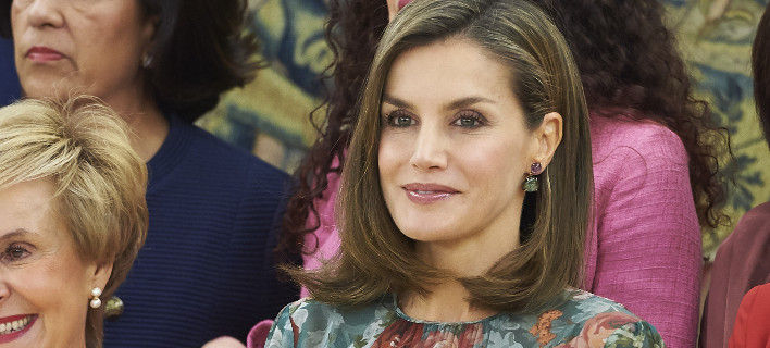 H βασίλισσα της Ισπανίας Λετίθια, Splash / Ideal Image