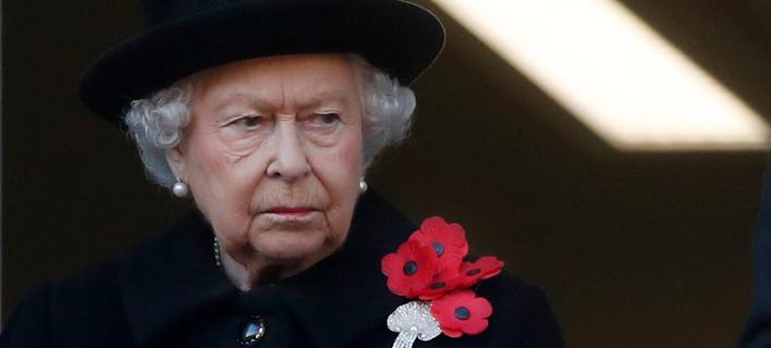 Η βασίλισσα Ελισάβετ. Φωτογραφία: AP
