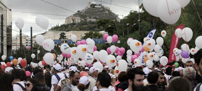 Greece Race for the Cure/Φωτογραφία: Eurokinissi