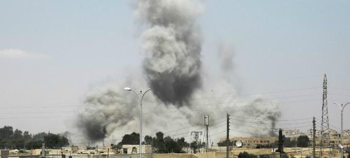 Συρία: Οι ΗΠΑ κατέρριψαν συριακό αεροσκάφος στη Ράκα