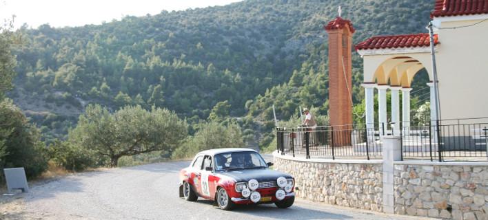 Φωτογραφίες: historic.rallyofgreece.gr