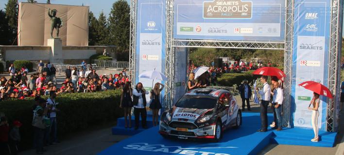 (φωτογραφίες: Seajets Acropolis Rally 2016)