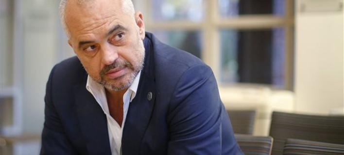 Ο Εντι Ράμα προκαλεί: Να το συνηθίσουν οι Ελληνες-Η Χειμάρρα είναι δική μας υπόθεση