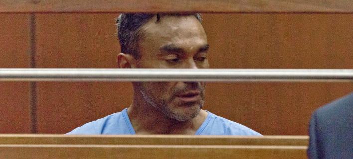 ο κατηγορούμενος Ράμον Εσκομπάρ/Φωτογραφία: AP