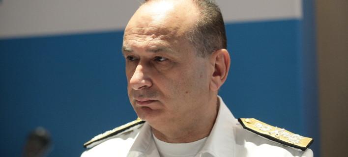 Ο Σταμάτης Ράπτης παραμένει αρχηγός του λιμενικού (Φωτογραφία:EUROKINISSI/ΓΙΑΝΝΗΣ ΠΑΝΑΓΟΠΟΥΛΟΣ)