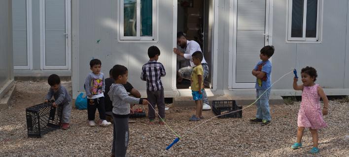 Μετανάστες/ Φωτογραφία αρχείου AP images
