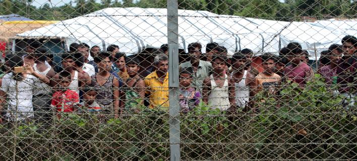 Πρόσφυγες/ Φωτογραφία AP images