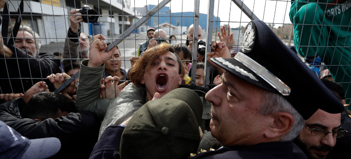 Φωτογραφία: AP Photo/Thanassis Stavrakis