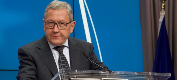 Ρέγκλινγκ: Η Ελλάδα θα στεκόταν ήδη στα πόδια της, αν η κυβέρνηση και ο Βαρουφάκης δεν είχαν πάρει λάθος πορεία το 2015