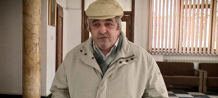 Ο  Κονσταντίν Ρελίου έζησε έναν πραγματικό εφιάλτη την τελευταία διετία (Φωτογραφία αρχείου: ΑΡ)