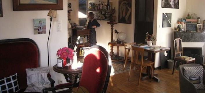 Ανοιξε εστιατόριο στο σαλόνι του σπιτιού της -Απόλυτη πρωτοτυπία [εικόνες]