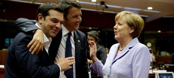 Ρέντσι σε Μέρκελ: «Φτάνει, ως εδώ - Μην εξευτελίζουμε άλλο την Ελλάδα»