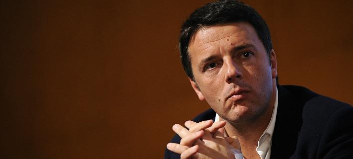 Δήλωση-σοκ Ρέντσι: Δεχόμαστε ισχυρές πιέσεις να αποκλείσουμε την Ελλάδα από την Ευρωζώνη