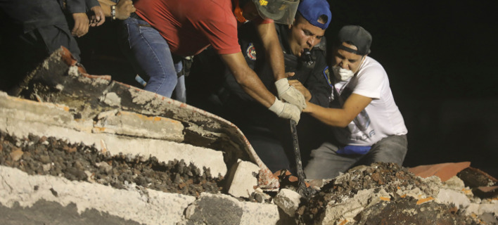 «Φρίντα Σοφία»: Η θαμμένη ζωντανή μαθήτρια στα ερείπια του σχολείου [εικόνες]