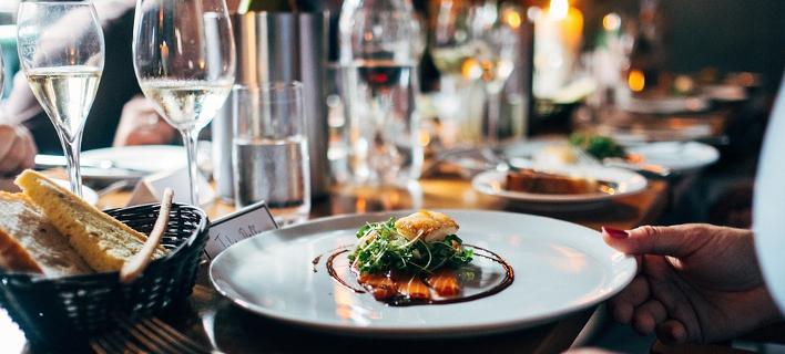 εστιατόριο/Φωτογραφία: Pixabay