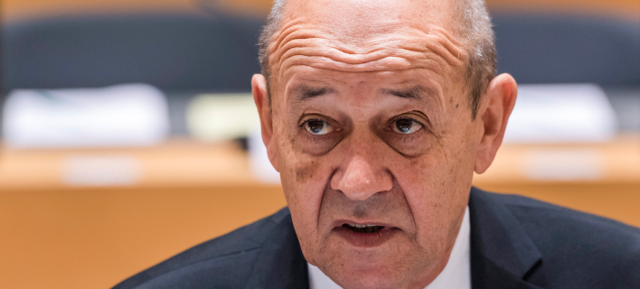 Φωτογραφία: Ο υπουργός Εξωτερικών της Γαλλίας/AP