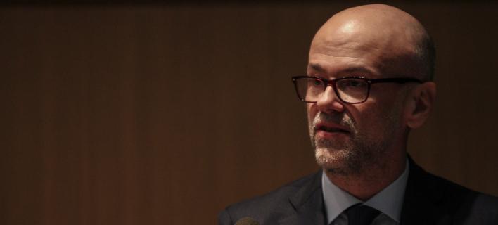 Ο πρόεδρος του ΣΕΤΕ, Γιάννης Ρέτσος/ Φωτογραφία: Eurokinissi