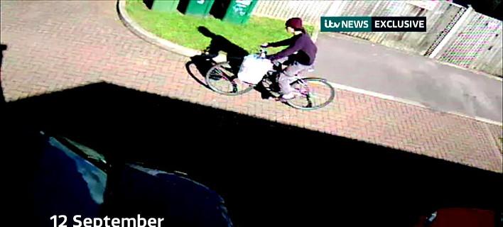 Κάμερα ασφαλείας κατέγραψε τρεις φορές τον 18χρονο την εβδομάδα πριν το χτύπημα  (Φωτογραφία: ITV News)