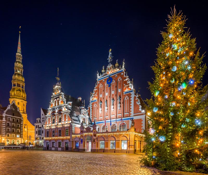 Αυτός είναι ο πιο οικονομικός προορισμός στην Ευρώπη για τα Χριστούγεννα! Αναλυτική λίστα