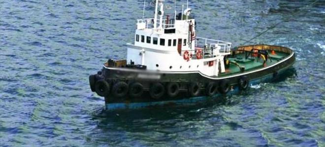 Βυθίστηκε ρυμουλκό στο Κιάτο - Πνίγηκε ο καπετάνιος του