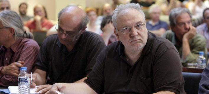 Παραιτήθηκε ο Ρινάλντι από την Κεντρική Επιτροπή του ΣΥΡΙΖΑ -Βολές σε Τσίπρα και Μαξίμου