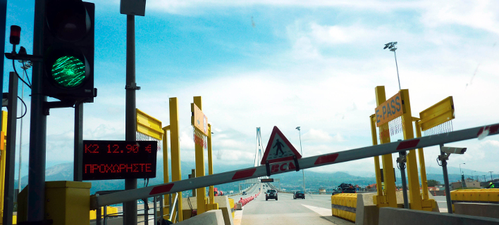 Γέφυρα στο Ρίο- Αντίρριο/ Φωτογραφία Αρχειου: Εurokinissi- ΚΟΝΤΑΡΙΝΗΣ ΓΙΩΡΓΟΣ