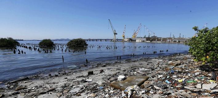 Φωτογραφία: ΑΠΕ/ EPA/ MARCELO SAYAO