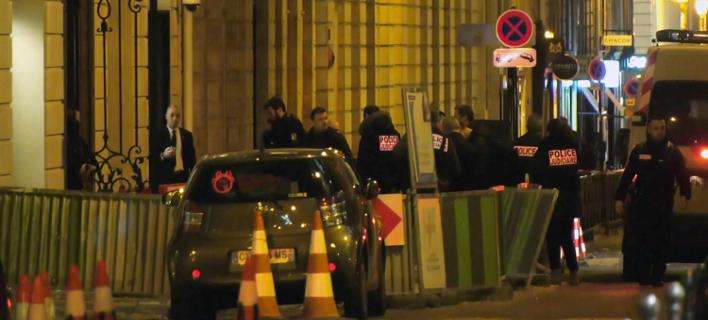 Παρίσι-Ληστεία στο Ritz, Φωτογραφία: AP