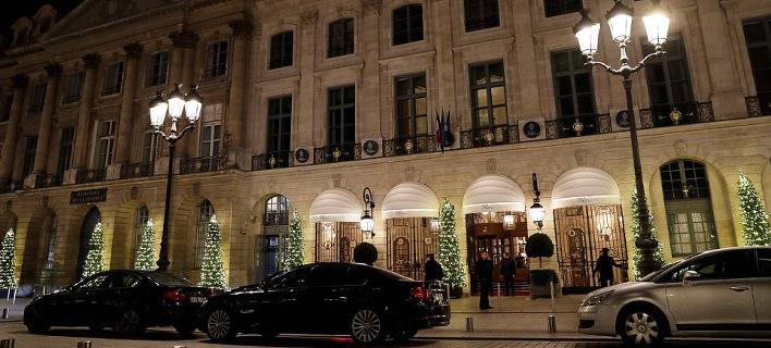 Παρίσι: Προφυλακίστηκαν τρεις ύποπτοι για τη ληστεία στο Ritz
