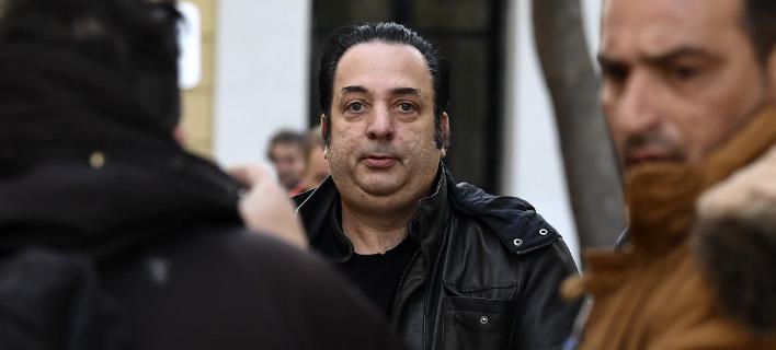 Ο γνωστός ενεχυροδανειστής Ριχάρδος / Φωτογραφία: Intimenews/ΒΑΡΑΚΛΑΣ ΜΙΧΑΛΗΣ