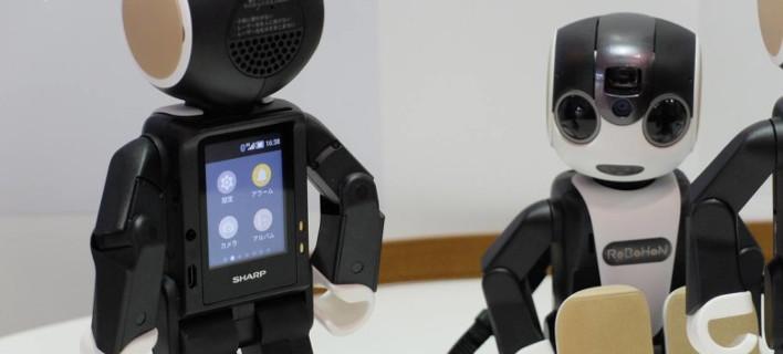 Smartphone,Ρομποτ,Περπατα,Εικονες,Βιντεο,Δημιουργημα