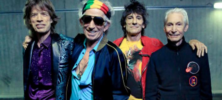 Νέος δίσκος από τους Rolling Stones -Μετά από μια 10ετία