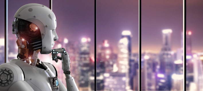 Ρομπότ-εργάτης / Φωτογραφία: Shutterstock
