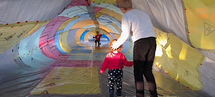 Έμπνευση της Νεοζηλανδής καλλιτέχνης Μπράιντι Ρουντ