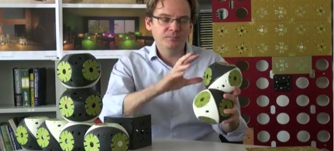 Τα έπιπλα του μέλλοντος θα είναι ρομπότ: Αλλάζουν θέση και σχήμα κατά βούληση [β