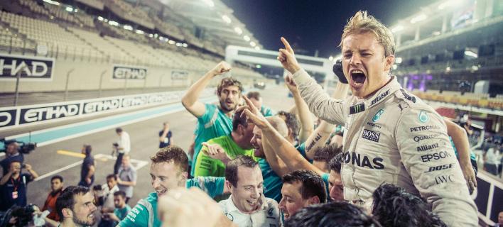 Φωτογραφία: Rosberg/FB