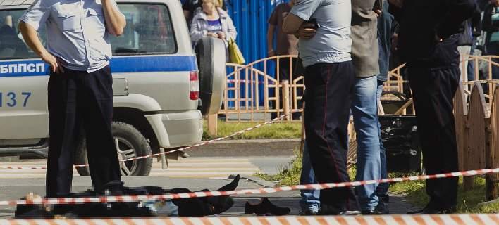 Φωτογραφία: Νεκρός ο δράστης της επίθεσης στο Σουργκούτ της Σιβηρίας/ Irina Shvets/Siapress.ru via AP