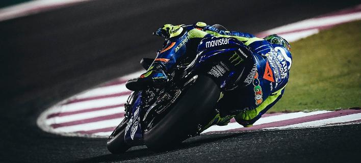 Φωτογραφία: Rossi/Twitter