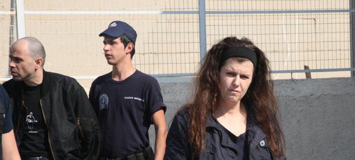 «Μαζιώτης-Ρούπα αργοπεθαίνουν από την απεργία πείνας», καταγγέλλει η δικηγόρος τους (Φωτογραφία: Eurokinissi)