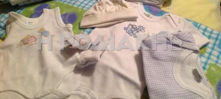 Ο κόσμος στη Ρόδο «αγκαλιάζει» την έγκυο μετανάστρια: Ρούχα, πάνες και πιπίλες για το μωρό [εικόνα]
