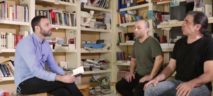 Ρουβίκωνας: Το κράτος είναι εχθρός -Αποδεχόμαστε τη βία ως πολιτικό εργαλείο [βίντεο]