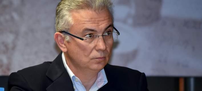 Υποψήφιος με τη ΝΔ ο Θοδωρής Ρουσόπουλος