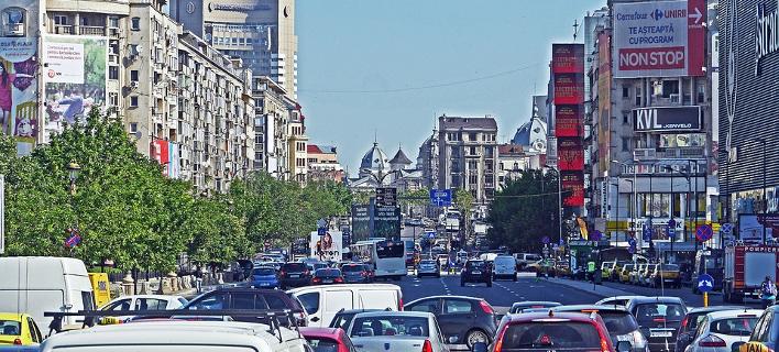 Το Βουκουρέστι στη Ρουμανία/ Φωτογραφία: Pixabay