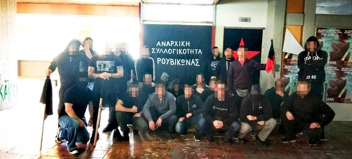 Παρέμβαση της Εισαγγελέα του Αρείου Πάγου για το γραφείο του Ρουβίκωνα στη Φιλοσοφική