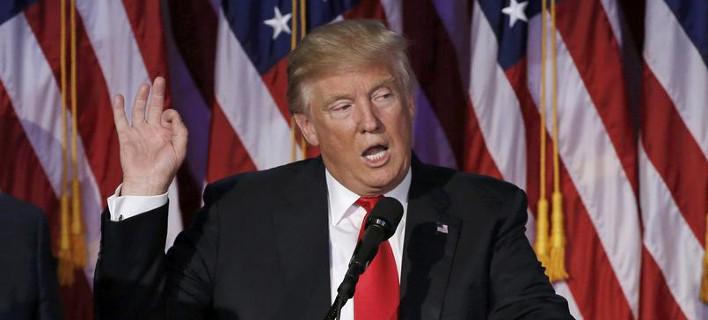 «Θα μειώσω τους φόρους, θα χτίσω τείχος, θα τελειώσω το Ισλαμικό Κράτος» -Διαβάστε αναλυτικά το πρόγραμμα Τραμπ